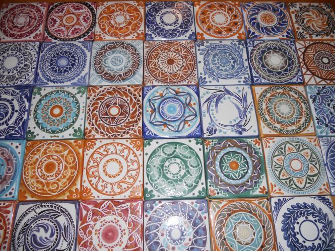 ceramica incisa